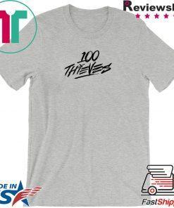 100 thieves T-Shirt