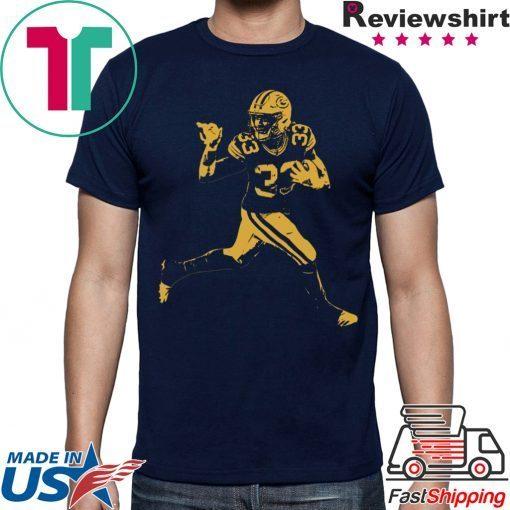 Aaron Jones Wave To Em Shirt
