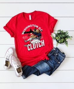 Adam Eaton Howie Kendrick Clutch Offcial T-Shirt