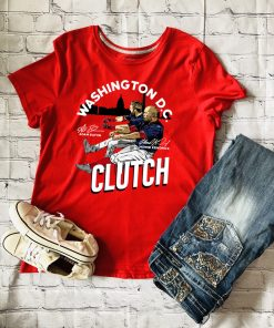 Adam Eaton Howie Kendrick Clutch Shirt For Mens Womens