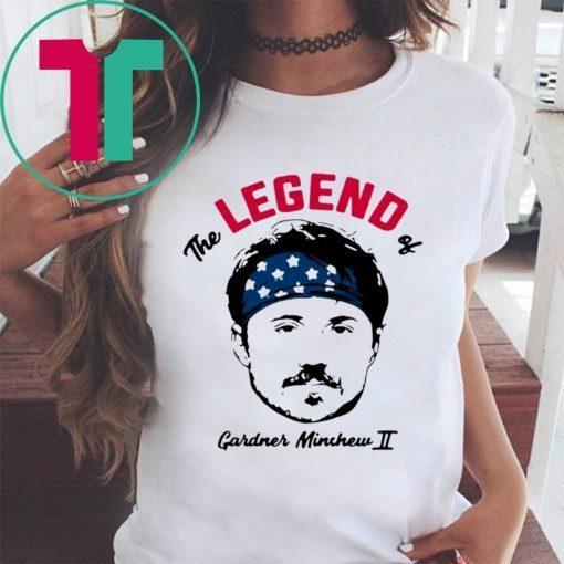 The Legend Of Gardner Minshew II Jacksonville Jaguars Shirt