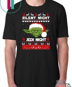 Yoda Christmas T-Shirt