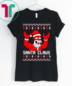 Zoidberg Santa Claws Christmas 2020 Shirt
