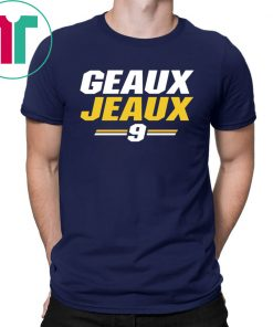 Geaux Burreaux Joe Burrow Shirt