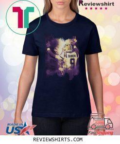 Joe Burrow Lsu Football Distressed Shirt