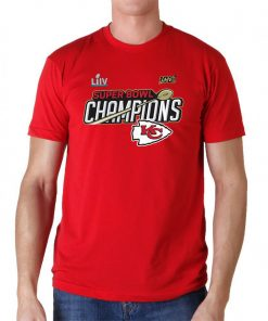 2020 Super Bowl LIV Champions Kansas City Chiefs Shirt