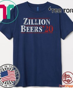 Zillion Beers 2020 T-Shirt