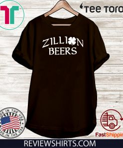 Zillion Beers Celtic 2020 T-Shirt