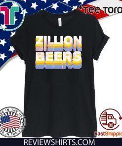 Zillion Beers Retro T-Shirt