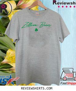 Zillion Beers Shamrock Cropped Shirts