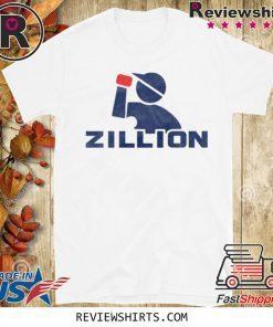 Zillion Beers Sox Shirt