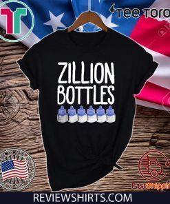 Zillion Bottles Onesie Shirts
