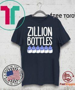 Zillion Bottles Onesie Shirt
