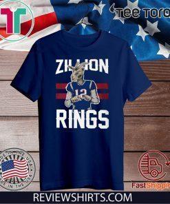 Zillion Rings 12 Shirt