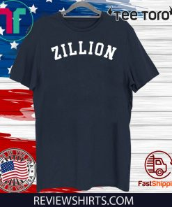 Zillion Shirt - Zillion 2020 T-Shirt