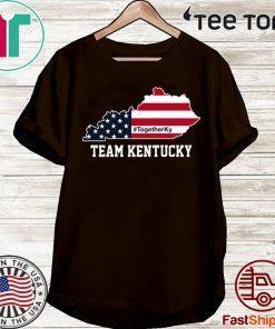 #Togetherky Team Kentucky Flag T-Shirt