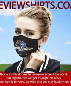 2020 Boise State Broncos Cloth Face Mask