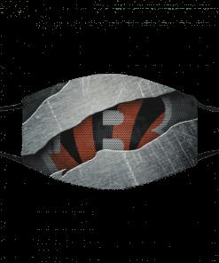 NFL Cincinnati Bengals Cotton Face Mask