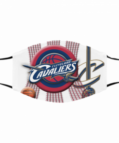This Is How I Save The World Cleveland Cavaliers Cotton Face Mask