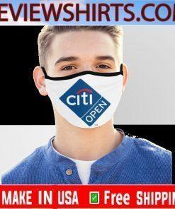 2020 Citi Open Cloth Face Mask